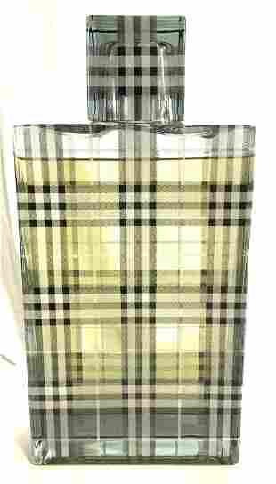 BURBERRY BRIT for Men Cologne Salesman Bottle