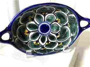 Mexican Pottery Tableware Bowl