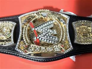 Regis Philbin WWE Mon Night RAW 1K Ep Belt