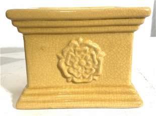 MID ATLANTIC POTTERY Ceramic Planter