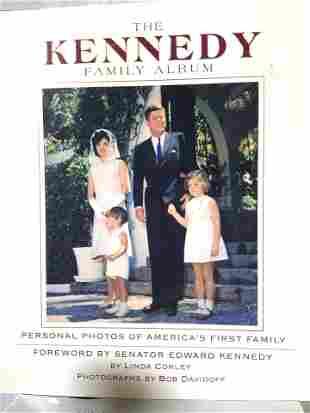 Signed to Joy Philbin The Kennedy Family Album