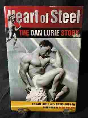 Signed DAN LURIE To REGIS PHILBIN, Book