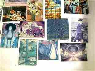 Collect. Van Gogh, Klimt & Other Museum Magnets