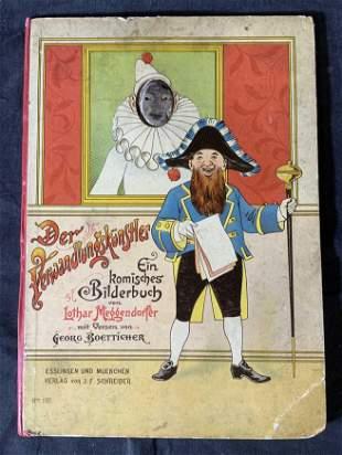 Vintage German Children's Book