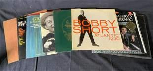 Lot 32 Vintage Vinyl Records