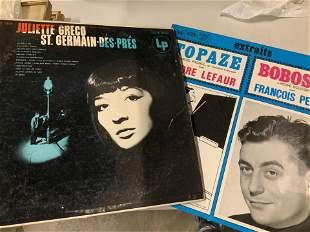 Collectib. Lot Vinyl 33 Records, Classical Giants