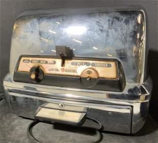 Vintage GENERAL ELECTRIC Toaster