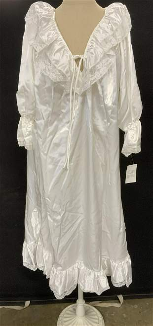 Lot 2 Vintage BARAD & CO Nightgowns