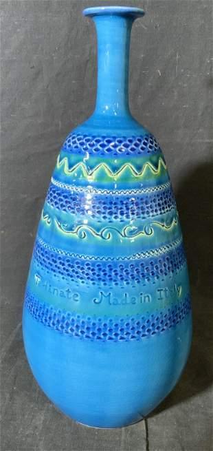Yadinate Vintage Italian Ceramic Vase