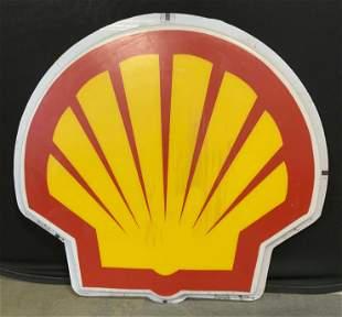 Vintage SHELL Gas Station Sign