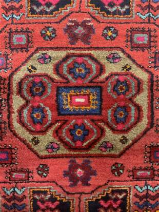 Persian Wool Carpet, Iran