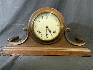 Vintage SESSIONS CLOCK COMPANY Mantle Clock