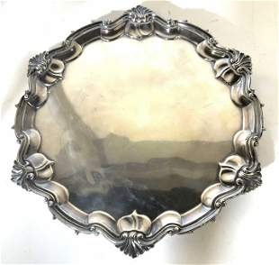 Silver Plated William Hutton & Sons Tray, England