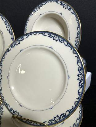LENOX Liberty Dinnerware China Set 49, USA