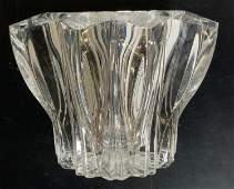 MIKASA SIGMA VOTIVE Crystal Candle Holder