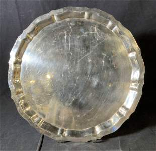 GORHAM Silver Plated Serving Tray