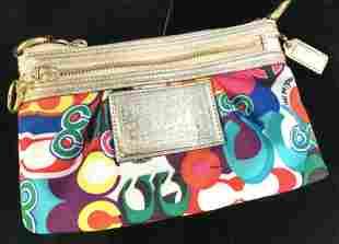 Collectible COACH POPPY Handbag
