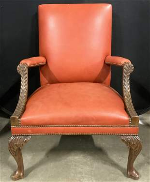 WILLIAM SWITZER Occasional Arm Chair