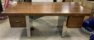 MCM Dunbar Edward Wormley Executive Desk
