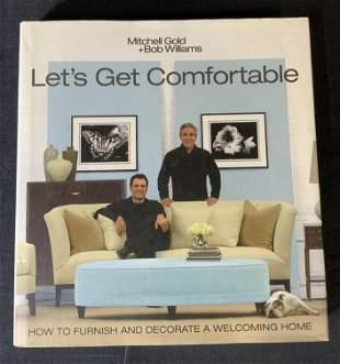 Mitchell Gold & Bob Williams Coffee Table Book