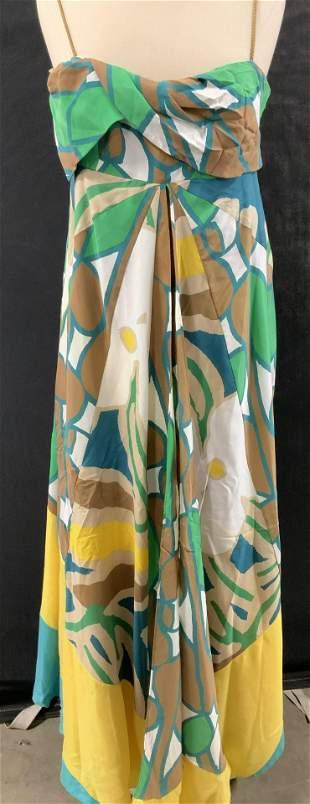 DIANE von FURSTENBERG Silk Summer Dress