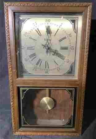 Bulova Pendulum Clock