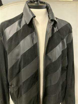 Leather & Suede BERNINI PLATINUM Men�s Jacket