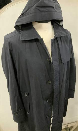 HUGO BOSS Men�s Big & Tall Rain Jacket