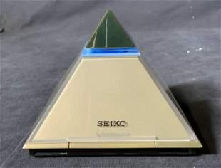 Vintage SEIKO Pyramid Clock
