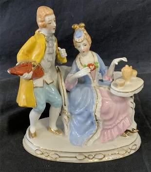 Japanese Porcelain Figural
