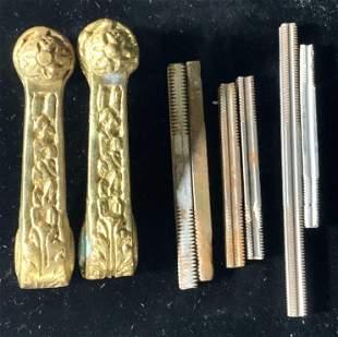 Lot 8 Doorhandles & Metal Accessories