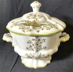 Vintage Meiselman Lidded Ceramic Urn, Italy