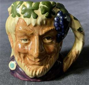 ROYAL DOULTON Porcelain Miniature Jug