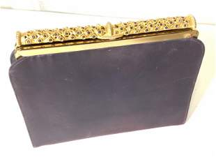 Vintage AFTER FIVE By L and M Evening Clutch Purse