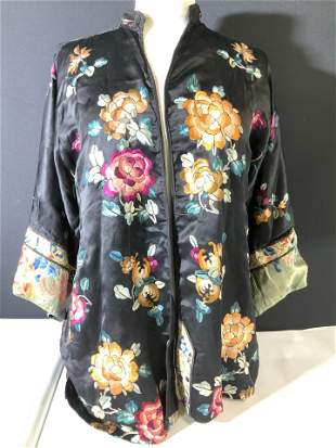 Grp 2 Ladies Asian Wearable Tunic Jackets