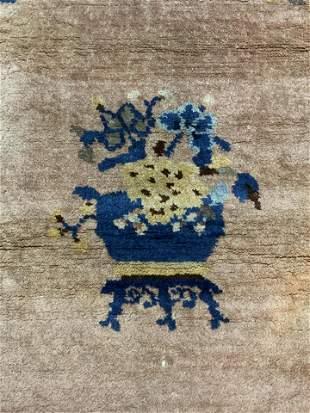 Vintage Art Deco Carpet