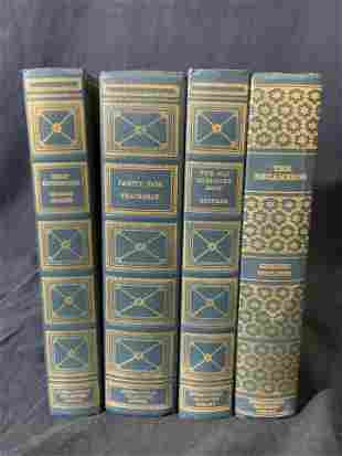 Lot 4 INTERNATIONAL COLLECTORS LIBRARY Books