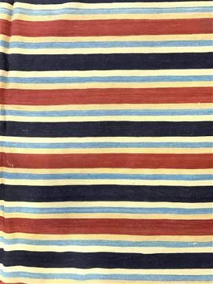 Handmade Kilim Flatweave Oversized Rug