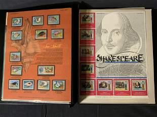 Baseball, Disney, & World Stamps