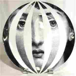 FORNASETTI MILANO Porcelain Plate