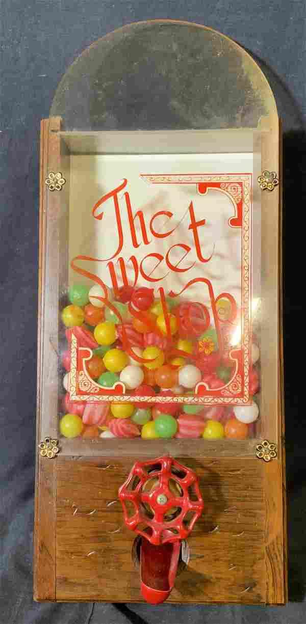 Vintage Sweet Shop Display Candy Dispenser