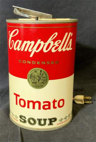 Campbell's Tomato Soup Can Opener