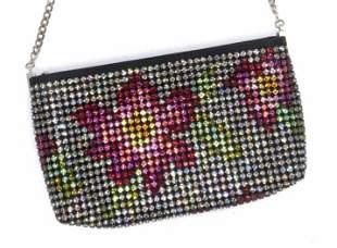 Bejeweled Rhinestone ESCADA Purse W/ Dust Bag