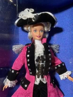 1996 FAO SCHWARZ George Washington Barbie