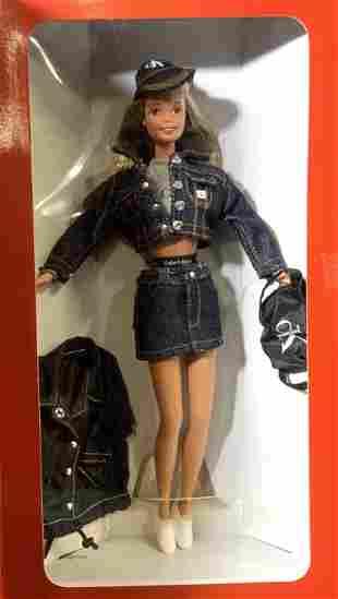 1996 Bloomingdales CALVIN KLEIN Barbie Doll