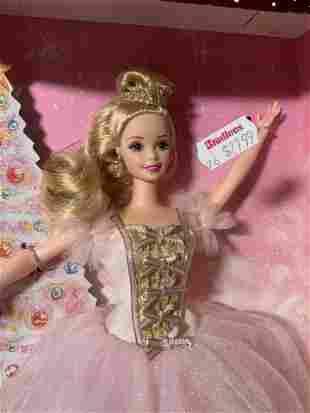 1996 Barbie Sugar Plum Fairy Doll