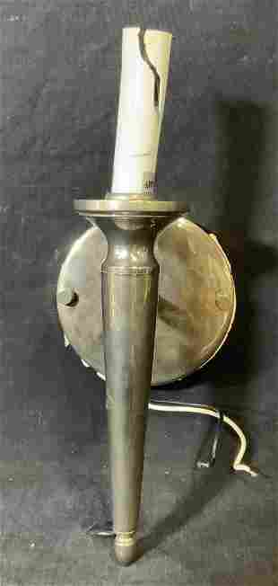 Torch Style Wall Sconce