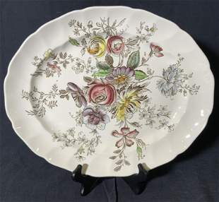 JOHNSON BROS SHERATON Porcelain Serving Dish
