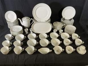 Set 89 ROYAL COPENHAGEN Porcelain Dinnerware