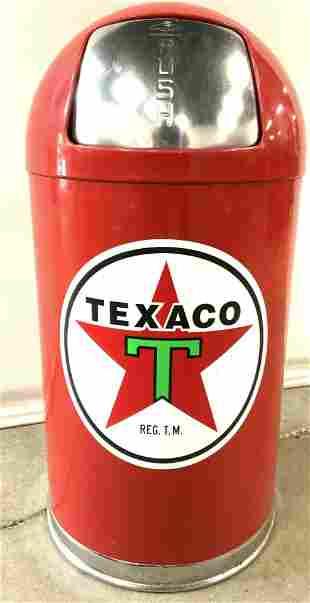 Retro Kitsch Texaco Diner Waste Bin
